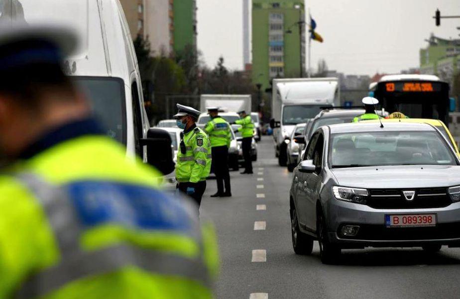 Mesajul primit de către jurnalist descrie o întâmplare admirabilă petrecută în trafic. foto: Libertatea