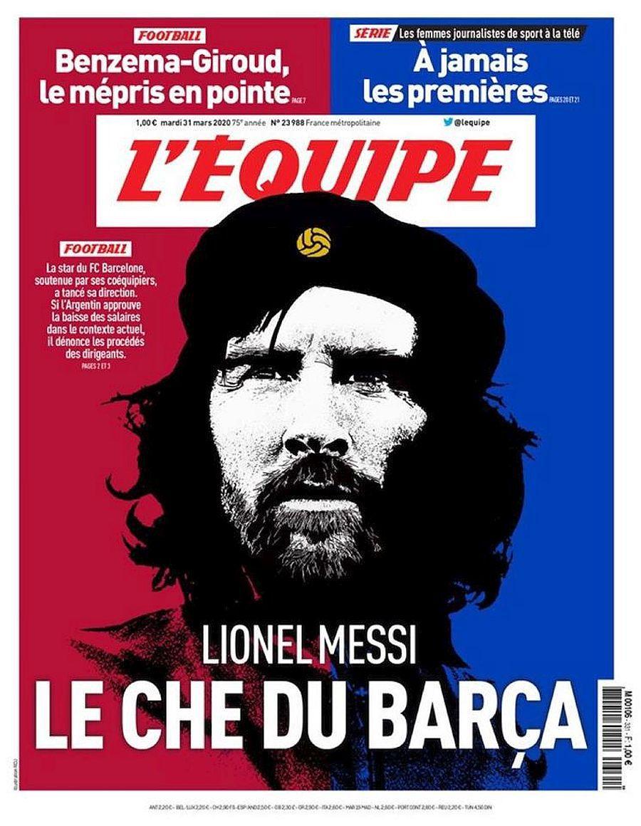 """Leo Messi, comparat cu """"Che Guevara""""! Îi acuză pe conducătorii Barcelonei: """"Au vrut să ne pună sub focul criticilor"""""""