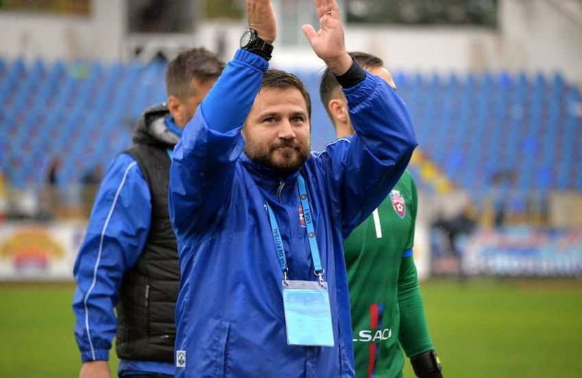 Marius Croitoru, cel mai în vogă antrenor din Liga 1