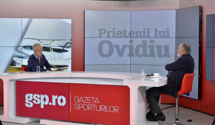 """Ai ratat ediția specială cu Ion Țiriac? Miercuri, de la ora 20:00, dezvăluiri dure despre sportul românesc în emisiunea """"Prietenii lui Ovidiu""""!"""