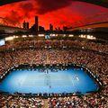 Imagine de la Australian Open 2020, care ar putea rămâne singurul turneu de Mare Șlem al sezonului disputat foto: Guliver/GettyImages