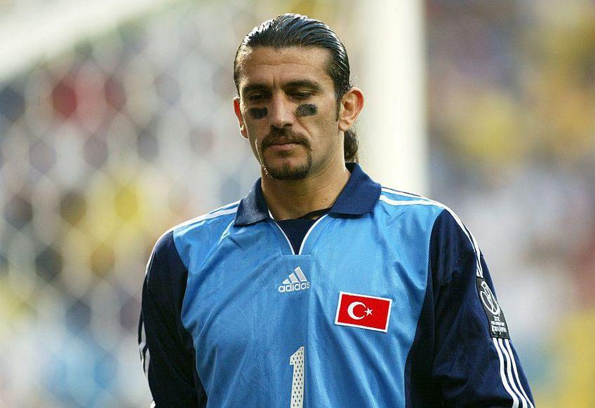 Rustu Recber este unul dintre cei mai importanți jucători din istoria Turciei // FOTO : Guliver/GettyImages