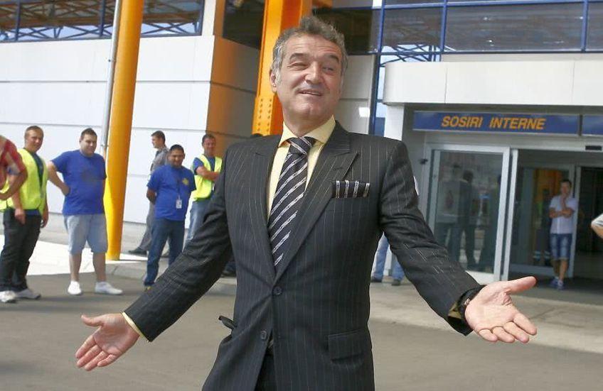 Gigi Becali a tăiat drastic salariile la FCSB