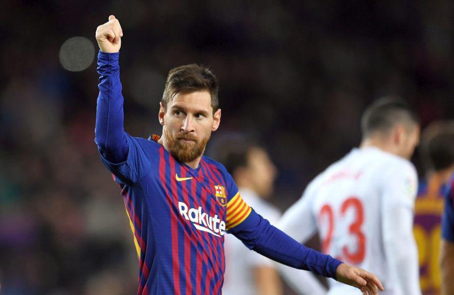 Lionel Messi a numit cei mai promițători 15 fotbaliști din lume // sursă foto: Guliver/gettyimages