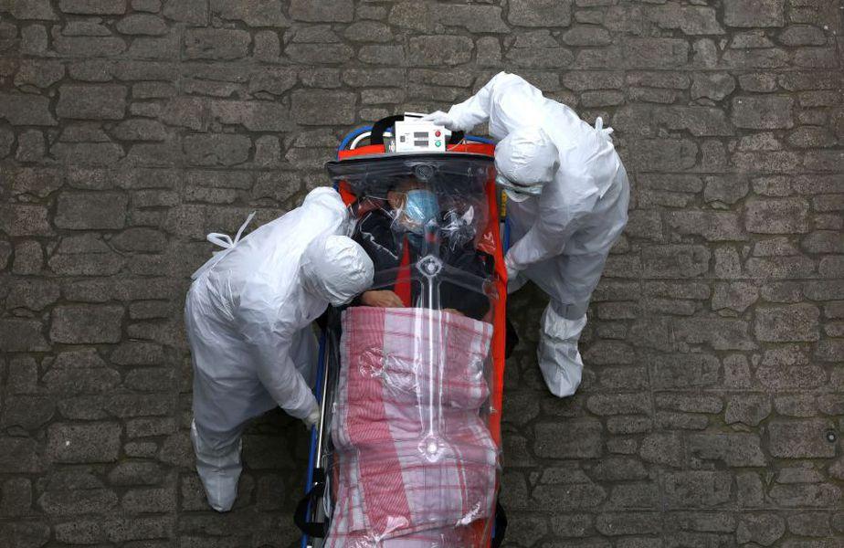 Numărul deceselor din Statele Unite ale Americii cauzate de COVID-19 a ajuns la 3431 // sursă foto: Guliver/gettyimages