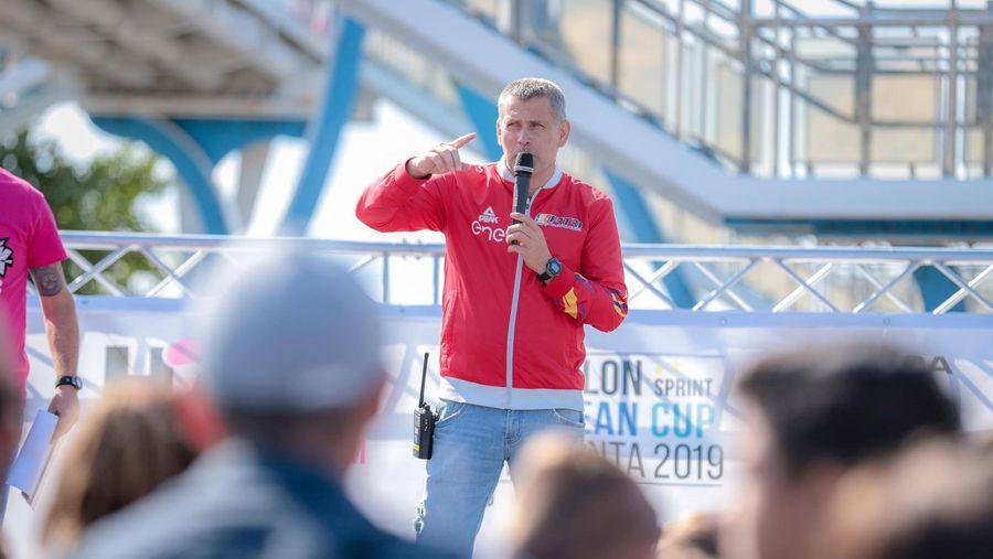 Regretatul Peter Klosz la Cupa Europeană FOTO  Radu Cristi