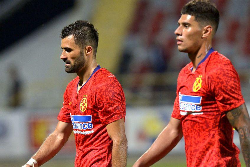 Valentin Crețu și-a prelungit contractul cu FCSB