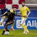 Radu Boboc (nr. 2) poate fi următorul jucător pe care Viitorul să obțină o sumă importantă dintr-un transfer.