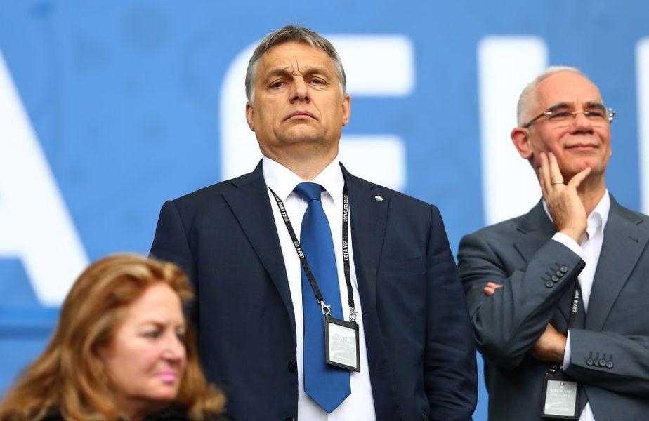 Viktor Orban, prim-ministrul Ungariei foto: Guliver/Getty Images