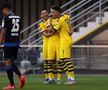 Pedepsiți pentru mesajele pro-George Floyd?! Sancho, Hakimi și McKenzie, anchetați după gesturile din Bundesliga