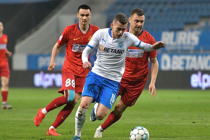 FCSB vrea să renunțe la Andrei Miron