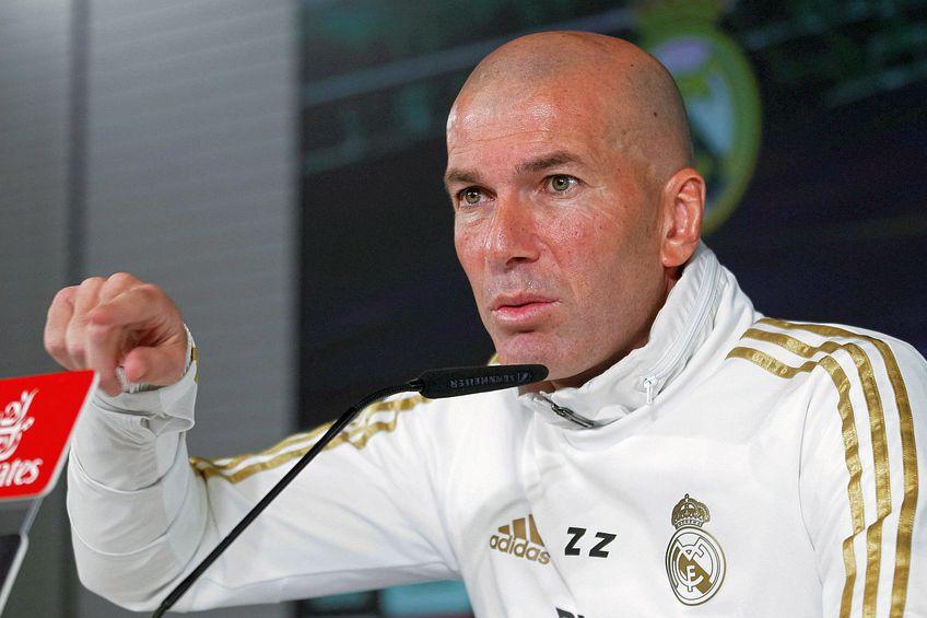 Zinedine Zidane, mesaj dur la despărțirea de Real Madrid // FOTO: Imago