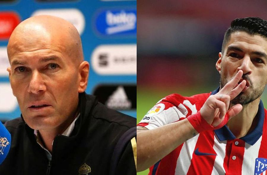 Suarez și Zidane