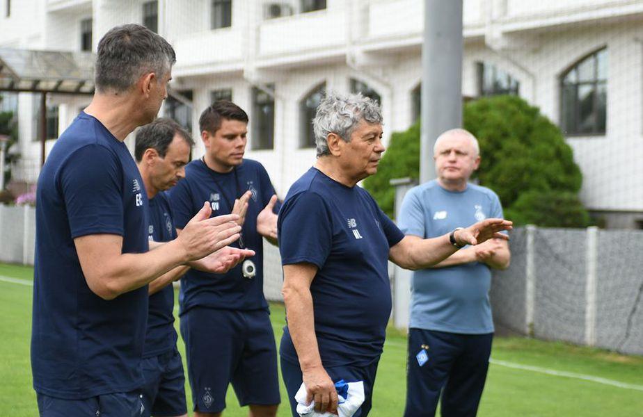 """Mircea Lucescu și-a motivat jucătorii: """"Pregătiți-vă de marile bătălii!"""""""