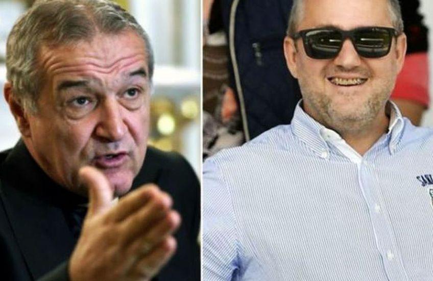 Mihai Rotaru, finanțatorul celor de la CS Universitatea Craiova, a lansat o serie de înțepături la adresa lui Gigi Becali.