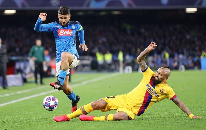 """Napoli face presiuni înaintea returului din Ligă cu Barcelona: """"E jenant! Simt îndoială chiar din Spania, iar UEFA se face că plouă"""""""