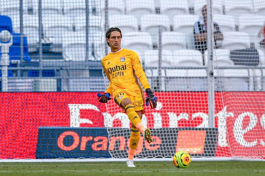 Ciprian Tătărușanu // foto: Facebook @ Olympique Lyonnais - OL