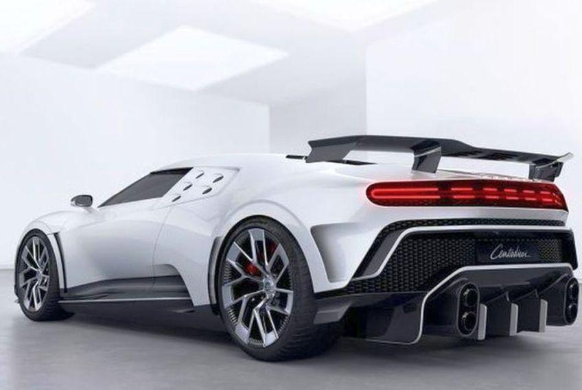 Bugatti Centodieci, noua mașină a lui Cristiano Ronaldo