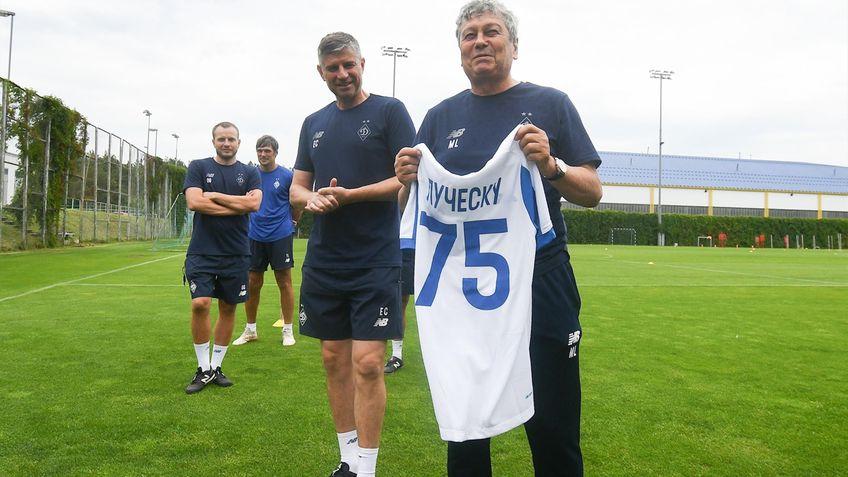 Mircea Lucescu, bonus uriaș dacă ia titlul cu Dinamo Kiev