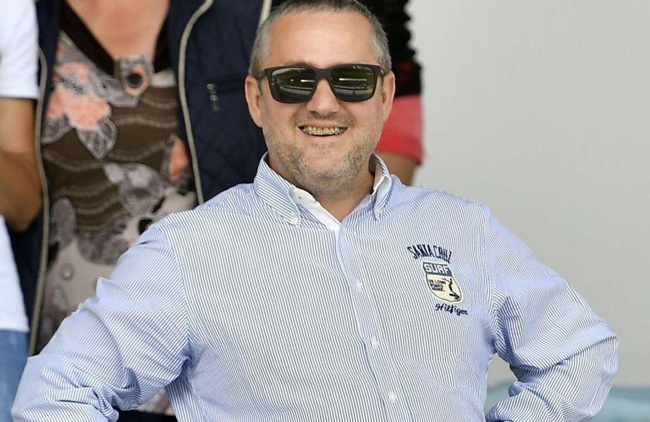Mihai Rotaru, finanțator CS U Craiova