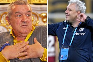Petrescu, Iordănescu, Șumudică. Gigi » De-aia s-a abonat titlul în Gruia! 3 diferențe URIAȘE între CFR Cluj și FCSB