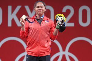 Peste un milion de dolari pentru medalia de aur! Cum se va schimba viața filipinezei Hidilyn Diaz după Jocurile Olimpice