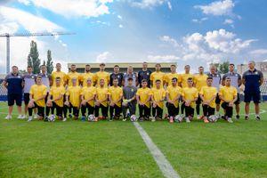 Brașovul se pregătește de debutul în Liga 2 » Nume importante în lotul  lui Ilie Stan
