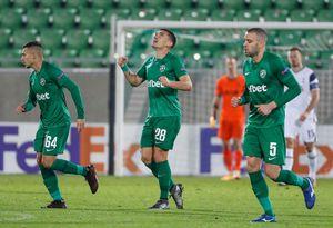 Claudiu Keșeru, decisiv la Ludogoreț » A înscris un gol de la 60 de metri și a oferit 2 pase de gol