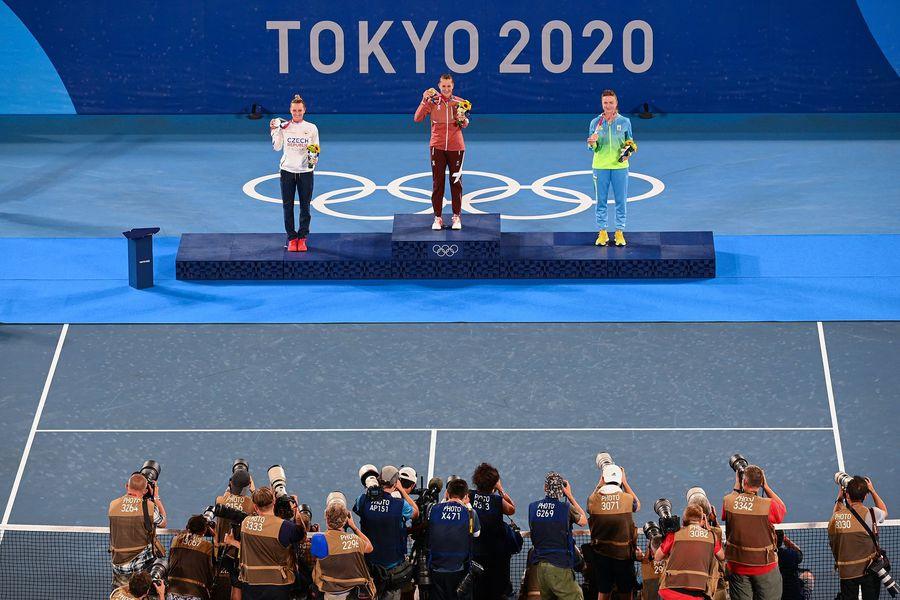 Știri de ultimă oră de la Jocurile Olimpice - 31 iulie 2021: Bencic ia aurul la tenis + Cum arată semifinalele la fotbal