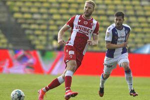 """Adam Nemec explică de ce a ales FC Voluntari: """"Nu am vorbit cu nimeni altcineva"""""""
