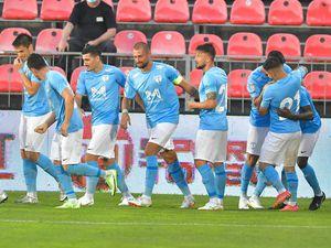 FC Voluntari - FCU Craiova 2-1 » Gabi Tamaș, prima victorie din cariera de președinte-jucător! Clasamentul ACUM