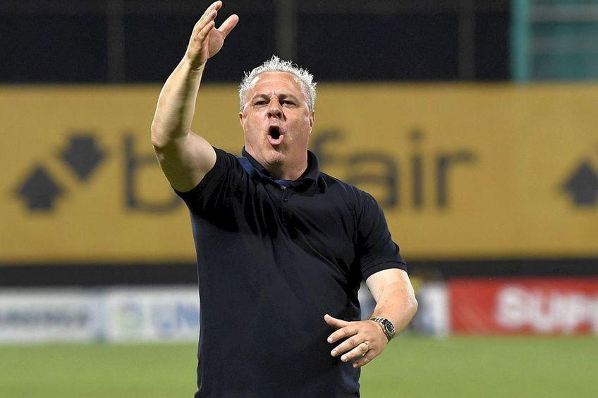 Marius Șumudică, antrenor CFR Cluj