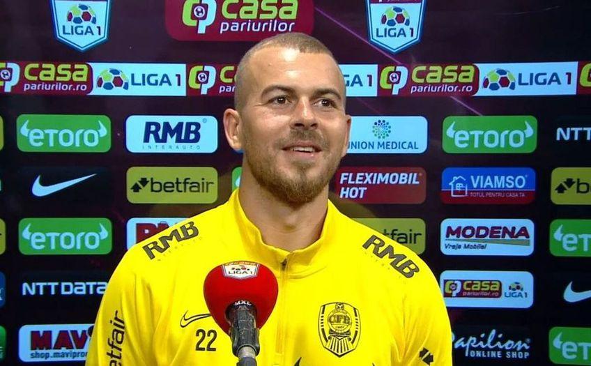 FOTO: Captură @Telekom Sport 1