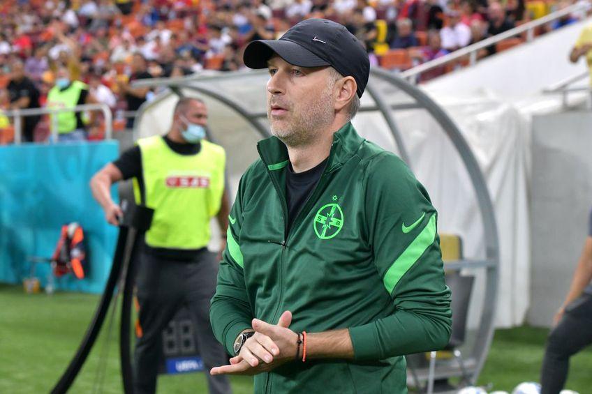 Edi Iordănescu, antrenor FCSB