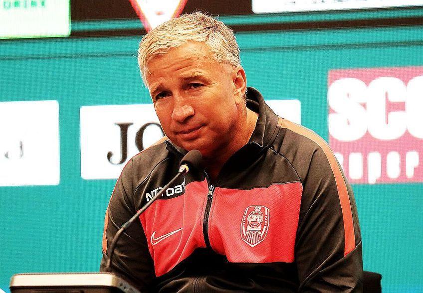 Dan Petrescu (53 de ani) a vorbit despre motivele care l-au făcut să revină la CFR Cluj. Relația cu patronul Neluțu Varga a fost în fruntea listei.