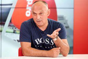 """Florin Prunea reacționează după eșecul Rapidului: """"Au fost atacați de FRF, se vede cu ochiul liber"""""""