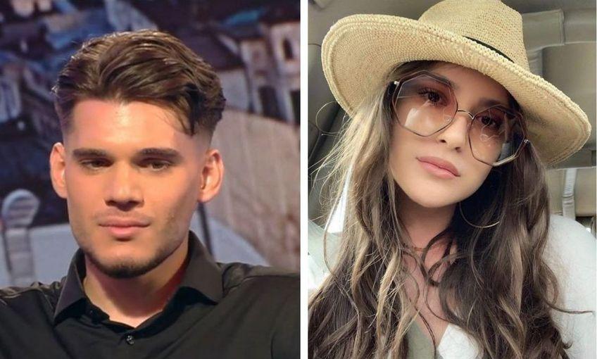 Elena Tănase (22 de ani), iubita lui Ianis Hagi (22 de ani), ar fi fost pusă sub acuzare de poliția scoțiană, după ce a provocat un accident rutier week-end-ul trecut.