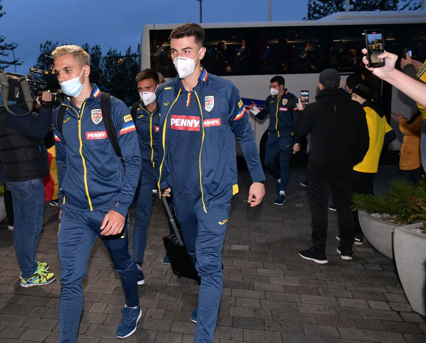 Delegația României a aterizat marți seară în Islanda, la ora României 22:25, în vederea meciului din preliminariile Campionatului Mondial.