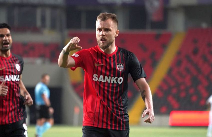 Alin Toșca, Junior Morais și Alexandru Maxim sunt titulari în echipa lui Marius Șumudică