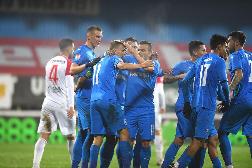 FC Hermannstadt și CS Universitatea Craiova se întâlnesc astăzi, de la ora 21:45, în runda cu numărul 9 din Liga 1.