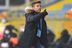 """Hermannstadt - Craiova 0-1. Ruben Albes, după un octombrie de coșmar: """"Uneori nu înțeleg ceva"""""""